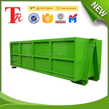 Outdoor Tub style recycling container roro skip roll off container