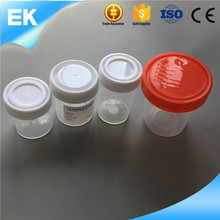 Factory Direct Hot Sale Disposable sterile specimen urine containers collection cup