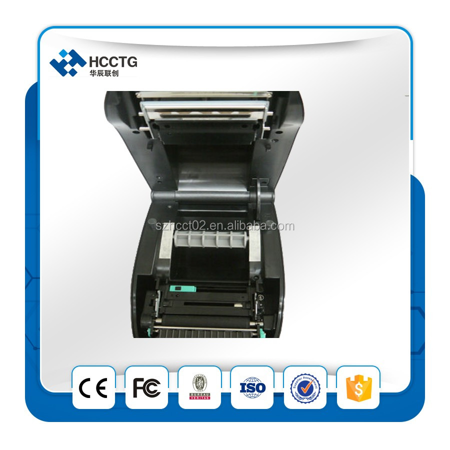 "New! portable thermal sticker 3"" thermal printer HGP 3150T"