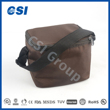 Top Quality Eco-Friendly Polyester 12 can cooler bag food cooler bag