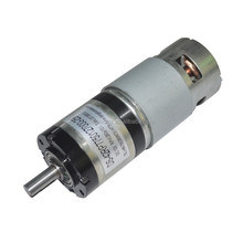 DSD-42RP775 made in china 24V DC Planetary Gear Motor for smoke exhaust ventilator