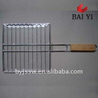 Galvanized/ Stainless Steel Barbecue BBQ Grill Wire Mesh Net, Barbecue Wire Mesh