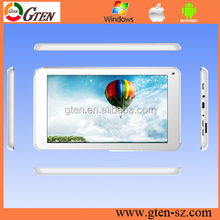 4GB MTK6572 dual tablet korea built in WiFi 3G Phone call Dual Camera GPS