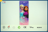 PP plastic bookmarks with cartoon character