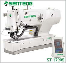ST 1790S High-speed Computerized Straight Button Holing Industrial Sewing Machine
