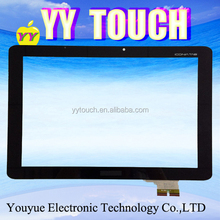 YYTOUCH factory price touch screen digitizer panel for tablet Acer A510 A700
