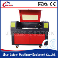 Jinan 9060 laser machine price well for sale of science working model 80w, 100w, 150w