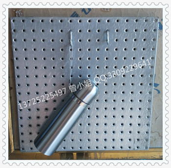 Factory directly supply perforated plate for school hang bags and kettle