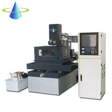 Competitive price factory supply used cnc edm wire cutting machine