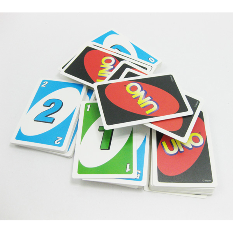 Supply wholesale custom uno playing card
