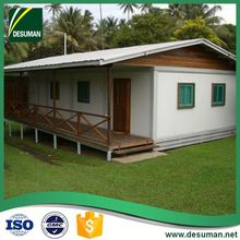 DESUMAN china supplier OEM fast installation prefab finished container office house