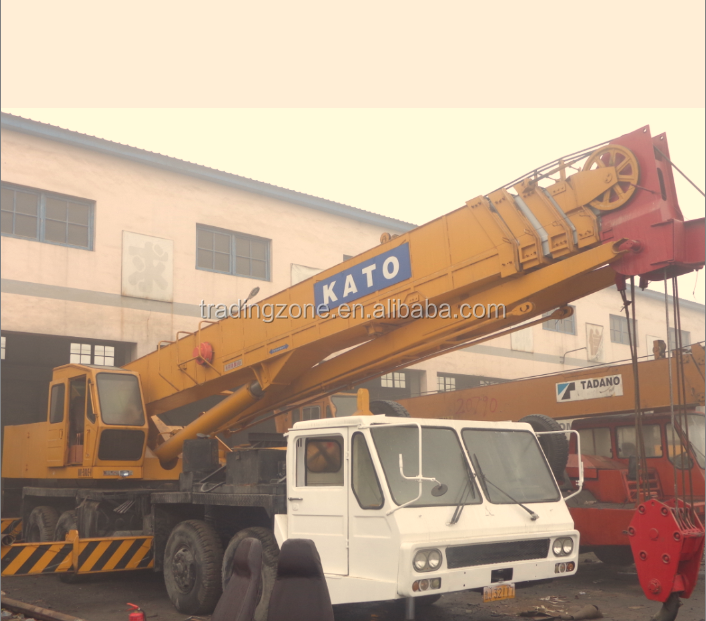 Used kato truck crane 50 ton, NK500E Original from Japan, cheap price