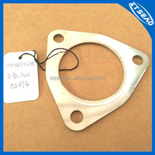 Tinplate+graphite exhaust manifold interface pad gasket