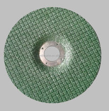 High quality cutting disc for stainless/Flexible angle grinder polishing disc
