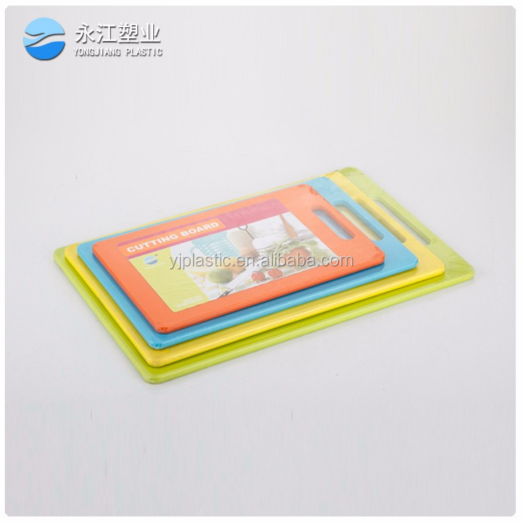 wholesale square plastic cutting block silicone rubber foldable cutting board olive wood