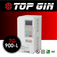 frequency inverter vfd TAIWAN vfd manufacturers 220V 75KW by CE motor inverter