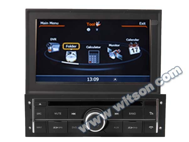 WITSON MITSUBISHI <strong>L200</strong> 2010-2012 CAR RADIO <strong>DVD</strong> WITH A8 CHIPSET DUAL CORE 1080P
