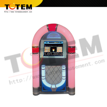 Hot selling commercial touch screen jukebox for KTV