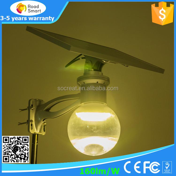 energia solariluminação do jardim (WJG02) –Luz da energia solar