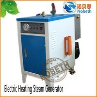 Electrical restaurant 6kw 8kg food steam boiler for steam box