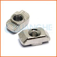 China manufacturer cnc machining furniture t nuts
