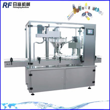 toner powder bottle filling machine