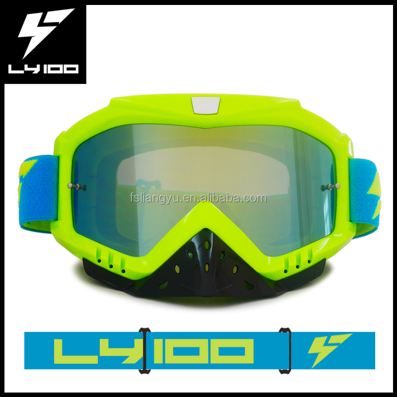 Best Motorcycle motocross goggle goggle with nose gurad