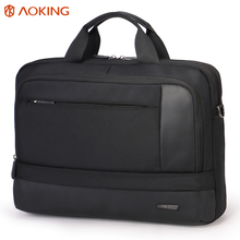 1680d polyester mens briefcase waterproof business computer laptop bag