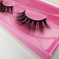mikiwi private label mink strip eyelashes custom box packaging