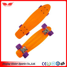 Good quality hardware high tensile bolts plastic longboard skateboard