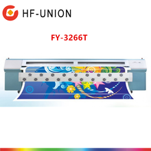 cheap best infinity challenger fy 3208g FY-3266T Large format outdoor solvent printer with seiko SPT1020-35PL print heads dubai