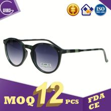 2017 New product round high quality sunglasses country fashion trends