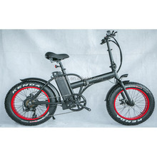 500W 48V 13Ah big snow tire electric bicycle