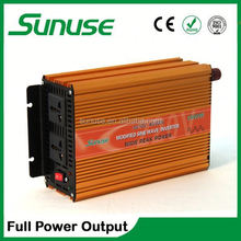 Portable off grid dc to ac solar power inverter manufacturer single phase home inverter with high efficiency