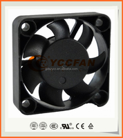 3000rpm 4000rpm 5000rpm 40x40x10mm mini cooling fan 12v dc motor