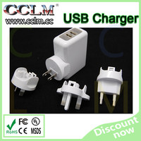 Rapid Wall Charger 4 Port Travel Usb Charger