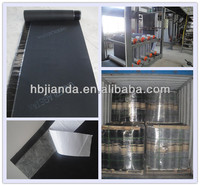 Costruction building materials flat roofing waterproof membrane