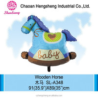 Logo printing inflatable cartoon character balloons