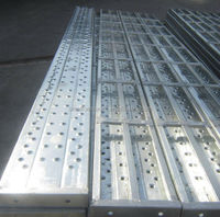 Precoated Steel Plank for the construction real estate