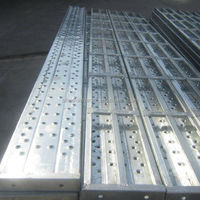 Precoated Steel Plank For The Construction