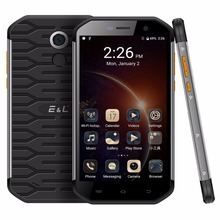 E&L S60 4G Mobile Phone 5.5 inch Waterproof Shockproof IP68 Android 6.0 MTK6735 Octa Core 4B RAM 64GB ROM 3000mAh Smartphone