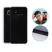 New nano suction anti-gravity case cover anti gravity case for samsung galaxy S8