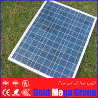 5 years warranty 100W to 300w high quality mono solar panel with all certificates for manufacturers in China