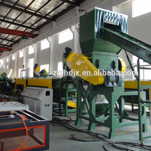 Automatic PE PP Scraps plastic washing machine/plastic recycling line