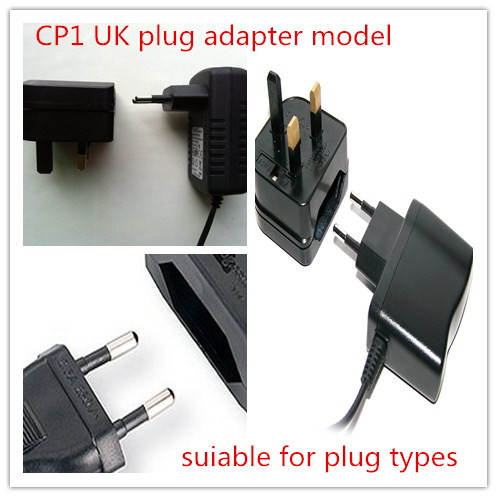 SE-CP1 Hottest 5amp Eur to 3 pin UK Converter Plug adapter