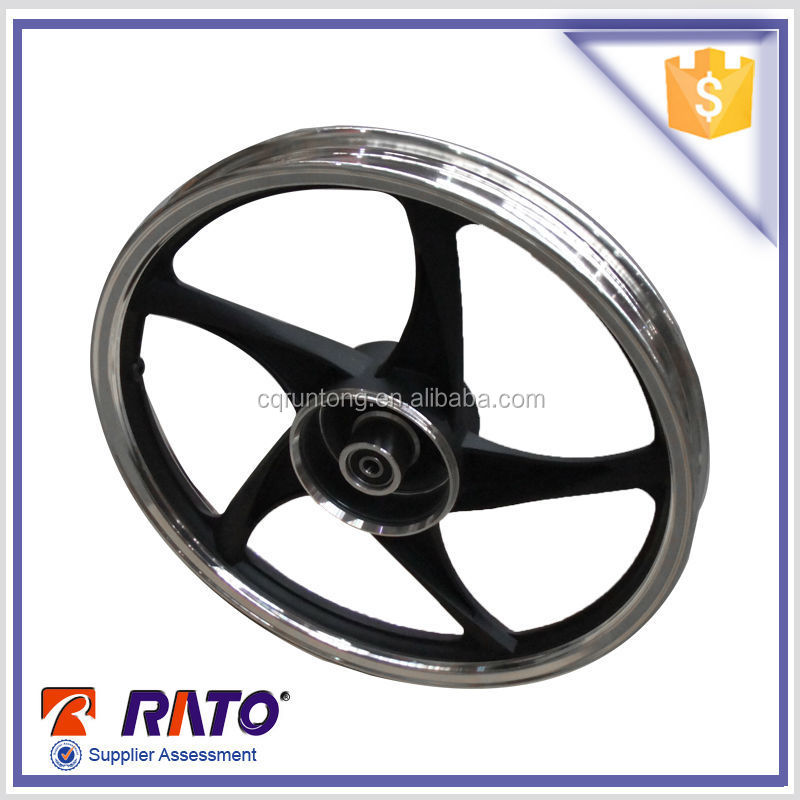 Cheap Chinese brand RATO Tiger motorcycle rear wheel