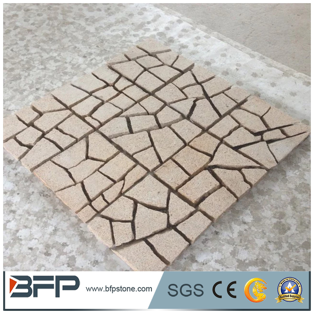 Wholesale paving stones cobble stone granite pavers for driveways