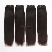 Crazy Hot Sale 2015 Tangle Free Quick Delivery Factory Price Natural Black Dyeable Unprocessed Virgin Chinese Yaki Hair Weft