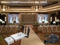 Promotional 5GHz Zero Latency HDMI wireless transmission kit