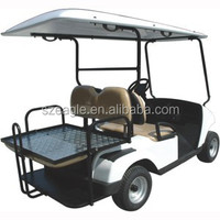 flip flop seats electric golf car/golf cart,utility vehicle, 4 seater EG2026KSZ